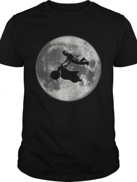 Duke caboom over the moon t-shirt