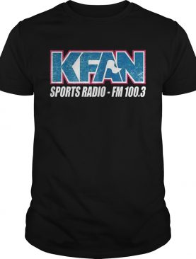 Power Trip State Fair KFAN Logo Shirt