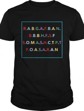 RABGAFBAN City Girls Act Up t-shirt