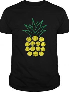 Softball Pineapple T-Shirt