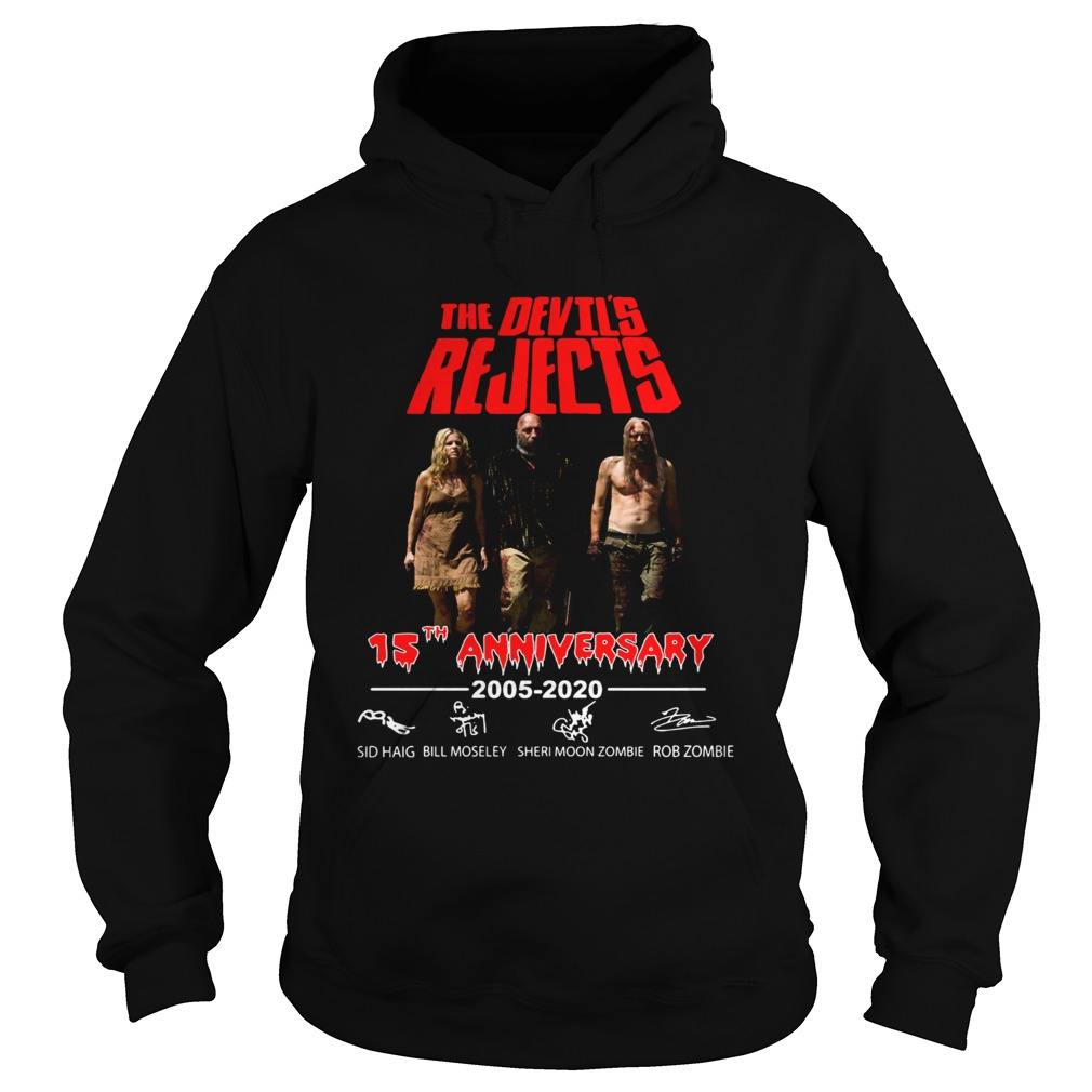 The Devils Rejects 15th anniversary Hoodie