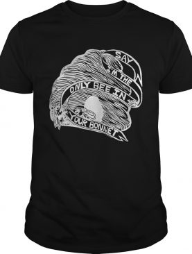 They Might Be Giants Raices Benefit Say Im The Only Bee In Your Bonnet Shirt