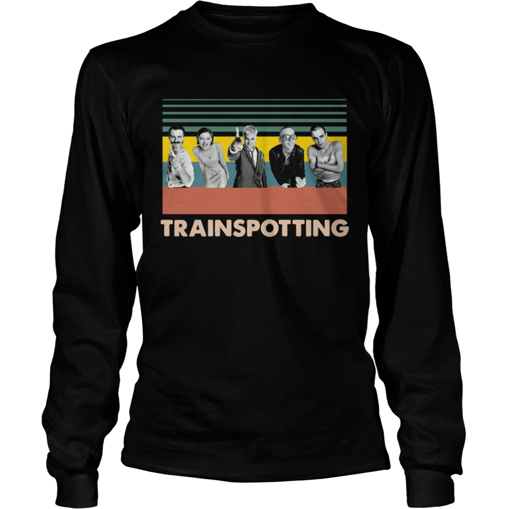Trainspotting vintage LongSleeve