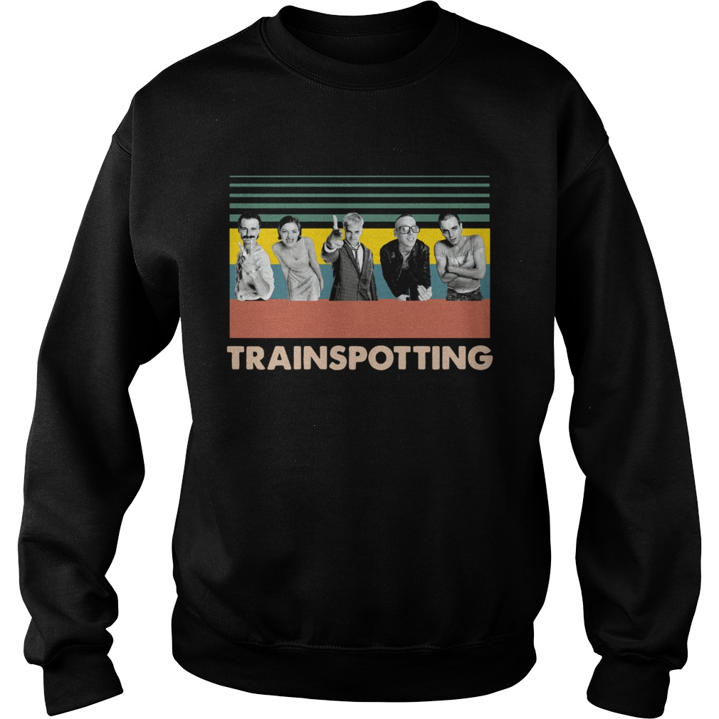 Trainspotting vintage Sweatshirt