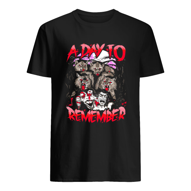 A Day To Remember Tour Dates 2019 Classic Men's T-shirt