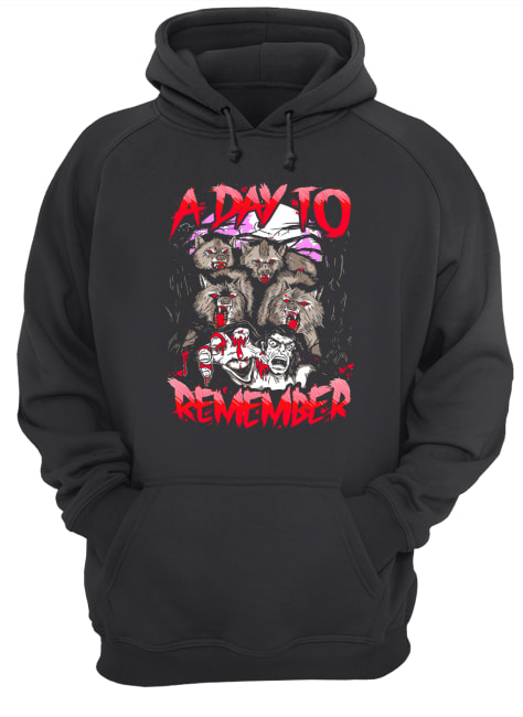 A Day To Remember Tour Dates 2019  Unisex Hoodie
