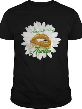 Blessed to becalled auntie TShirt