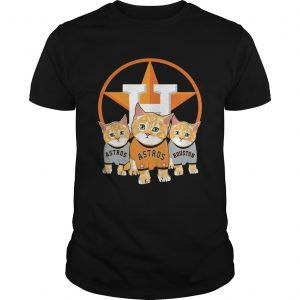 Cat Houston Astros  Unisex