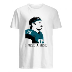 Gardner Minshew I need a hero  Classic Men's T-shirt
