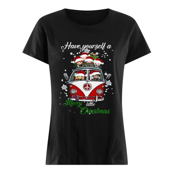 Harry Potter Have yourself a Merry little Christmas  Classic Women's T-shirt