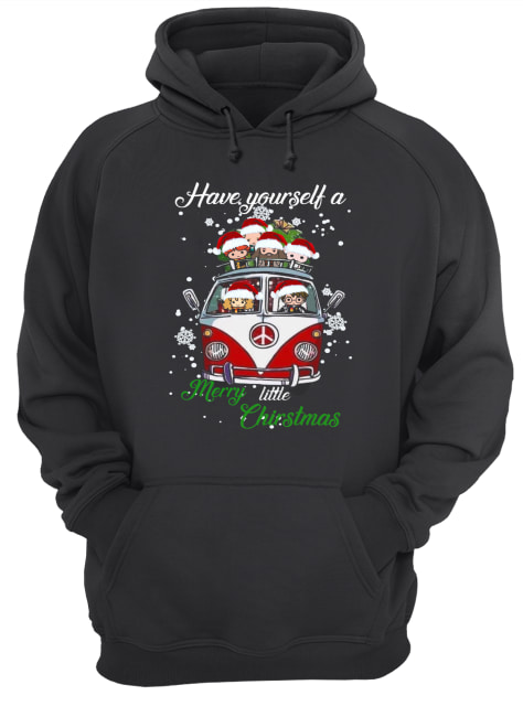Harry Potter Have yourself a Merry little Christmas  Unisex Hoodie