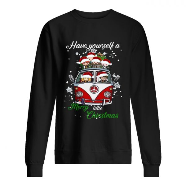 Harry Potter Have yourself a Merry little Christmas  Unisex Sweatshirt