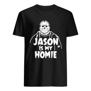 Jason Voorhees Is my homie  Classic Men's T-shirt