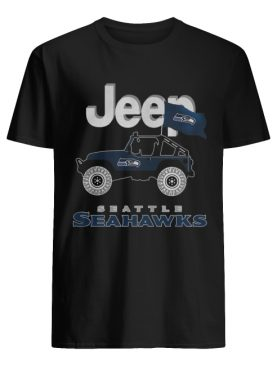 Jeep Seattle Seahawks shirt