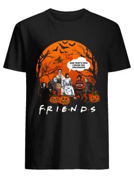 Jesus that's how I saved the halloween Horror characters shirt