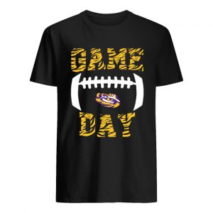 LSU Tigers Game day y'all  Classic Men's T-shirt