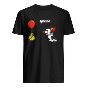 Mollly The Pennywise You are Freaking Me Out Molly Tee Shirt Classic Men's T-shirt