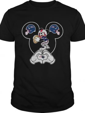 Philadelphia Eagles Mickey mouse shirt