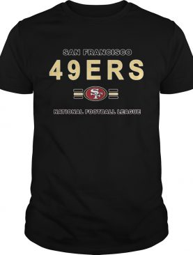 San Francisco 49 ERS national football League shirt