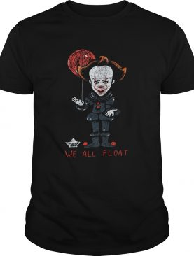 We all Float Pennywise art shirt