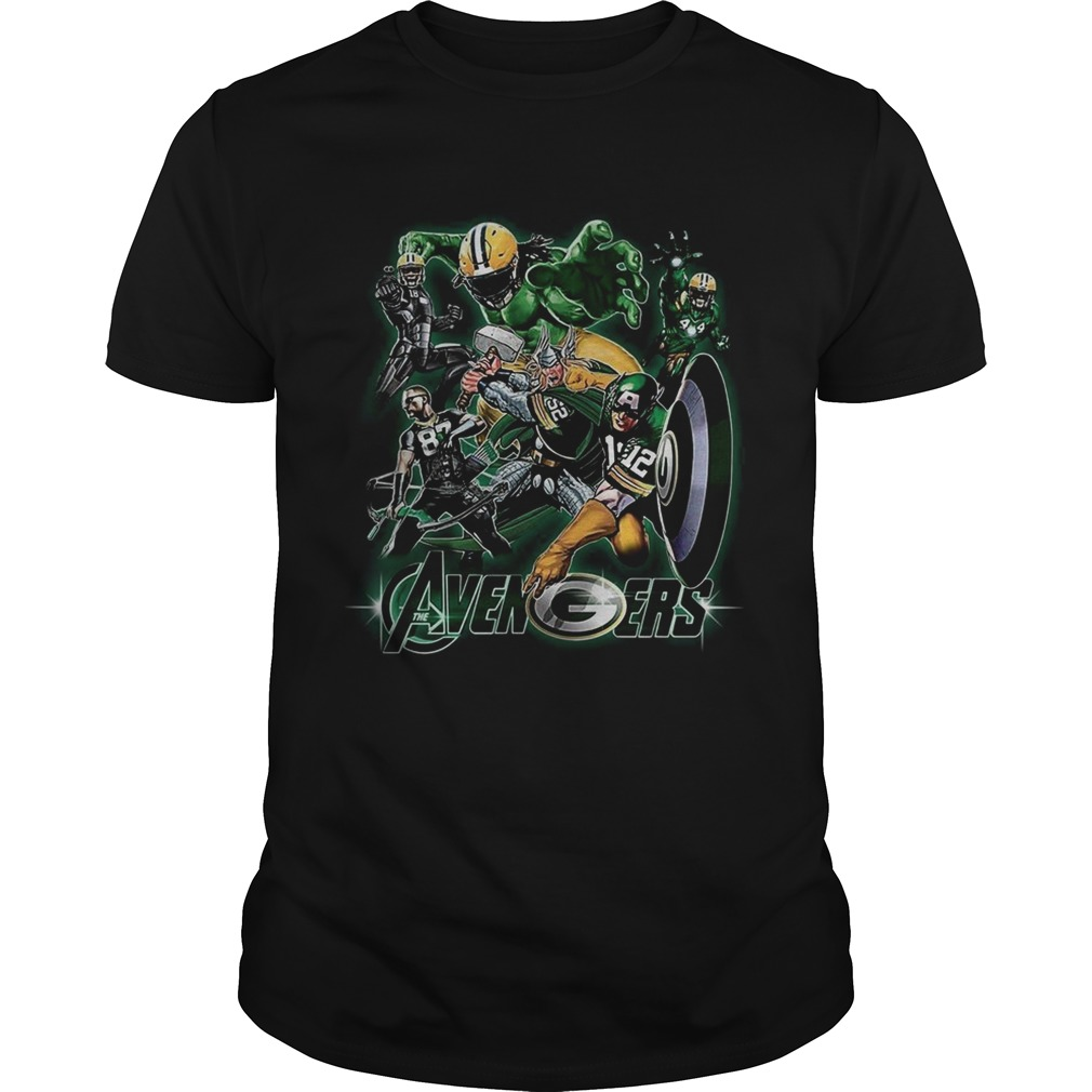 Avengers Green Bay Packers Unisex