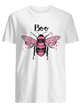 Boo bee Breast Cancer Awareness shirt