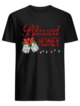 Christmas Blessed To Be Called Honey T-Shirt