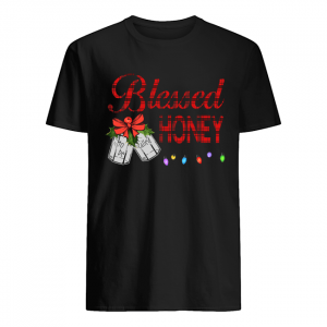 Christmas Blessed To Be Called Honey T-Shirt Classic Men's T-shirt