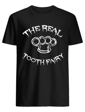 Cool Tooth Fairy Brass Knuckles Halloween shirt