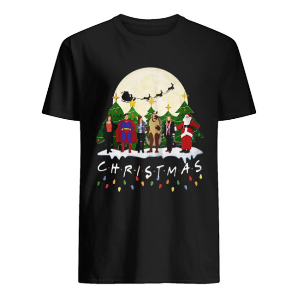 Friends Christmas the one with halloween party  Classic Men's T-shirt