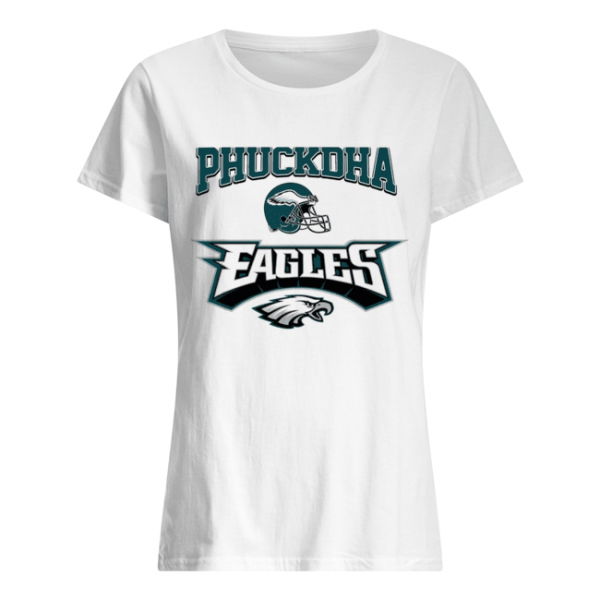 Fuck DA Philadelphia Eagles  Classic Women's T-shirt