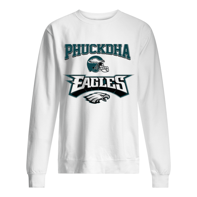 Fuck DA Philadelphia Eagles Unisex Sweatshirt