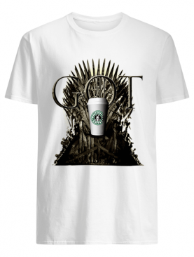 Game Of Thrones Starbucks Coffee Winterfell shirt
