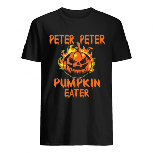 Halloween Costume I'm Peter Peter Pumpkin Eater  Classic Men's T-shirt
