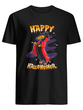 Halloween Weiner Happy Halloweiner shirt