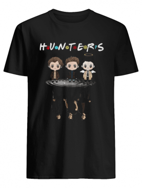 Hunters Chibi Supernatural water reflection shirt