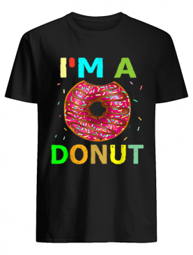 I'm A Donut Halloween Costumes Gifts Men Women Kids shirt