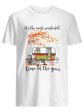 Jack Skellington sally it's the most wonderful time of the year shirt