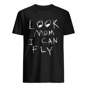 Look Mom I Can Fly T-s Classic Men's T-shirt