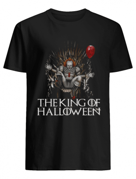Pennywise The King Of Halloween shirt