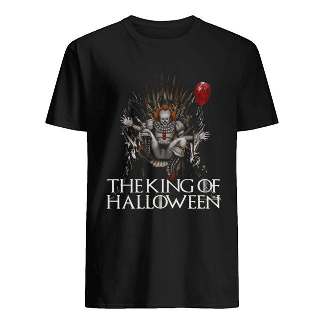Pennywise The King Of Halloween Classic Men's T-shirt