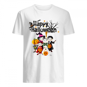 Premium Halloween Kids – Happy Halloween Pumpkin  Classic Men's T-shirt
