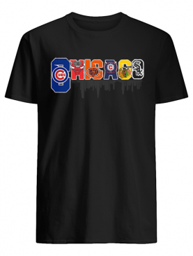 Sport in Chicago City shirt