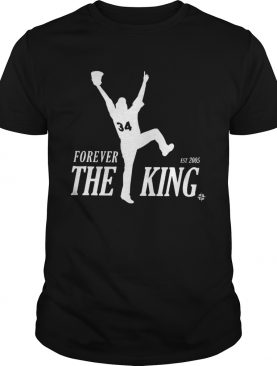 Tee Represent Forever The King EST 2005 Shirt