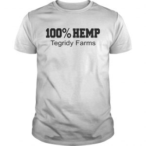 Tegridy Farms Shirt 100 Hemp Tegridy Farms Shirt Unisex