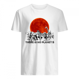 There Is No Planet B T-Shirt Classic Men's T-shirt