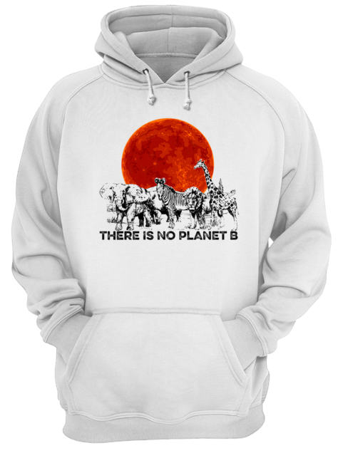 There Is No Planet B T-Shirt Unisex Hoodie