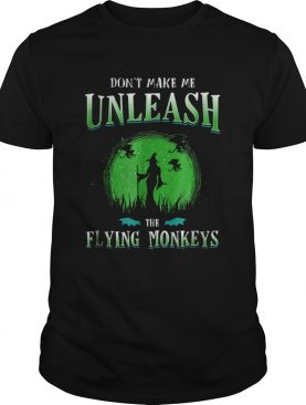 Witch Flying Monkeys Witches Mom Gift Halloween shirt