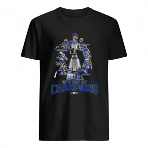 107th Grey Cup Blue Bombers Players Champions 2019  Classic Men's T-shirt