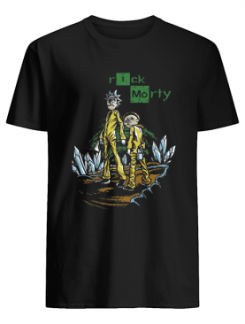 Breaking Bad Rick and Morty Army Shirt